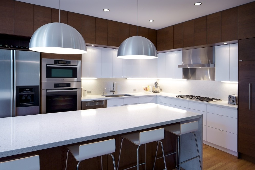 Popular Contemporary Kitchen (Image 6 of 8)