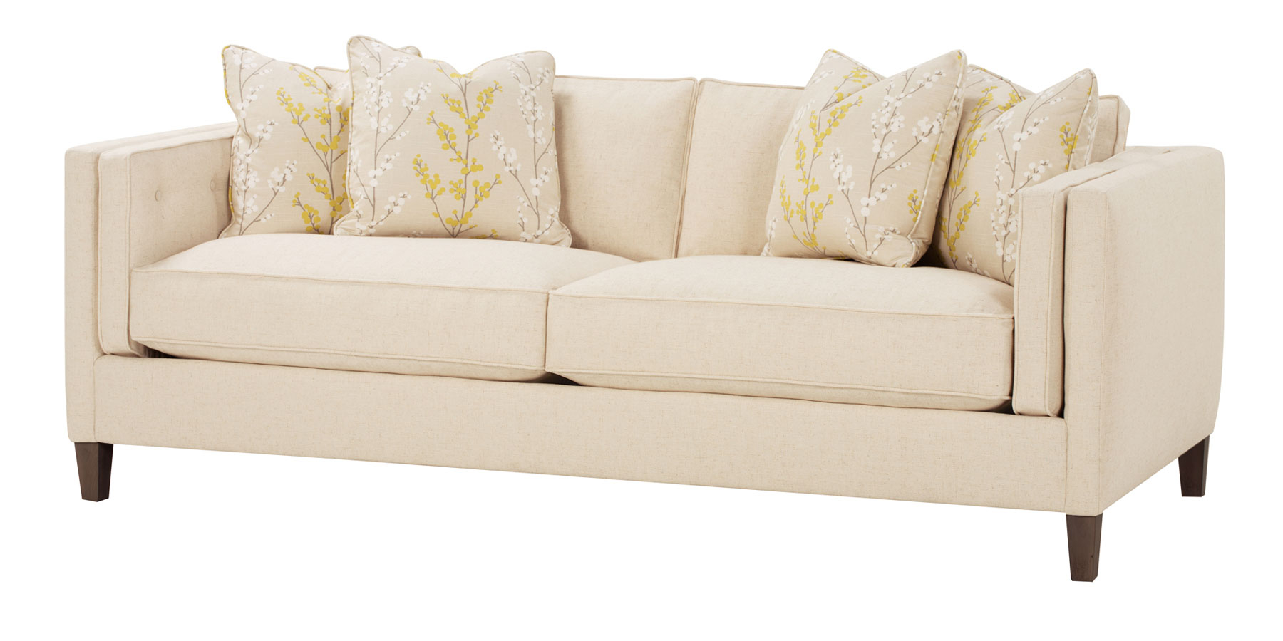 Popular Floral Pattern Sofa Pillow (Image 17 of 20)