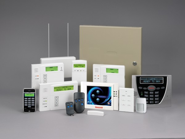 Popular Home Security and Alarm System