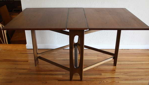 Portable Folding Long Table (Image 14 of 20)