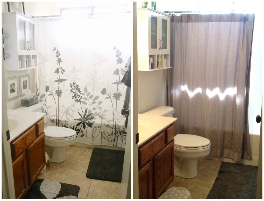Simple Bathroom And Toilet Renovation Pictures Before And After (Image 9 of 10)