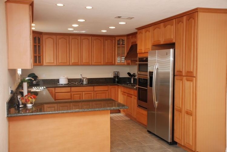 Simple Kitchen Remodeling Los Angeles (Photo 6 of 8)