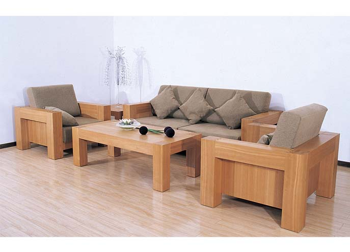 Solid Wood Living Room Table #  House Decoration Ideas