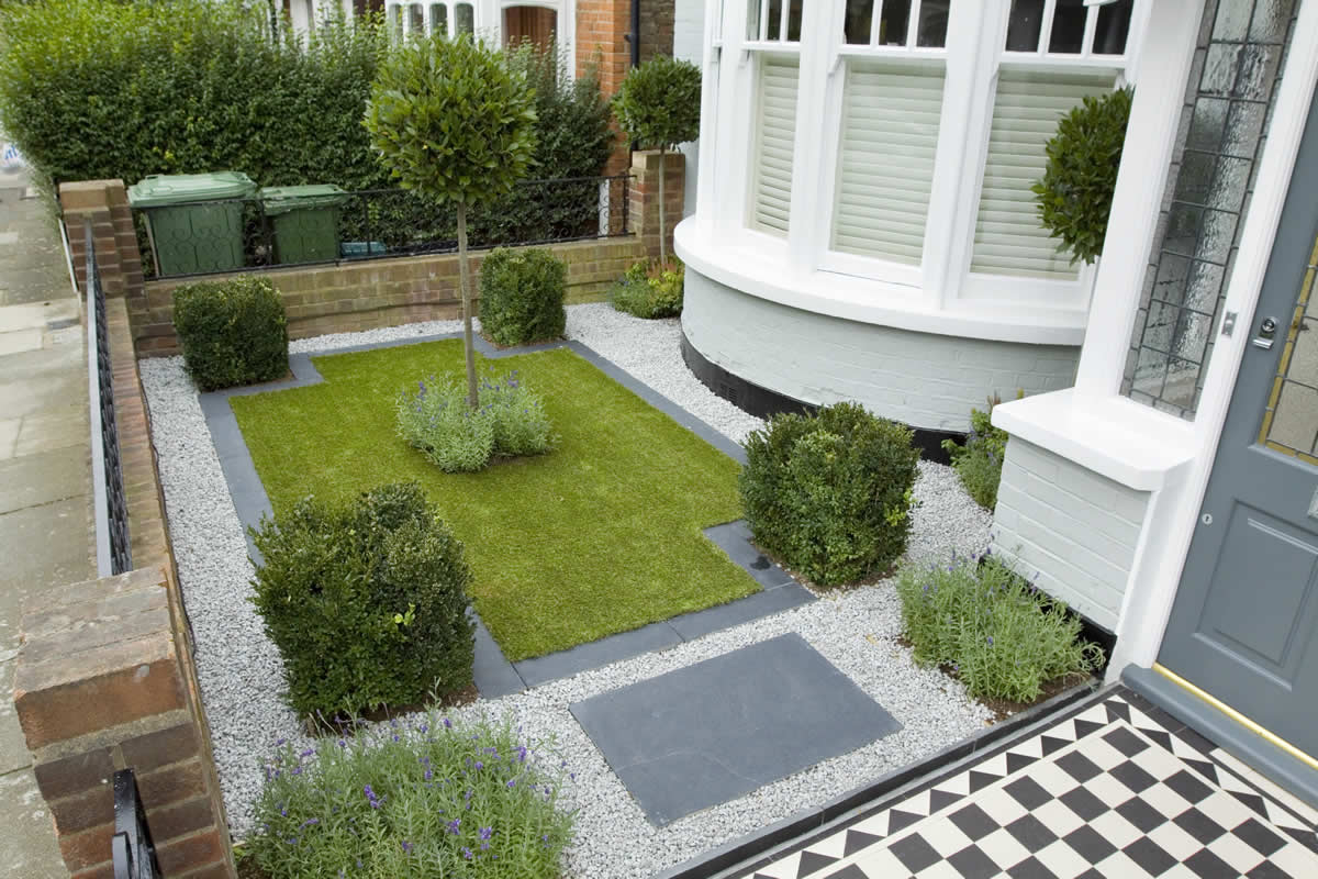 Small front garden design ideas 917 garden ideas for Small front garden