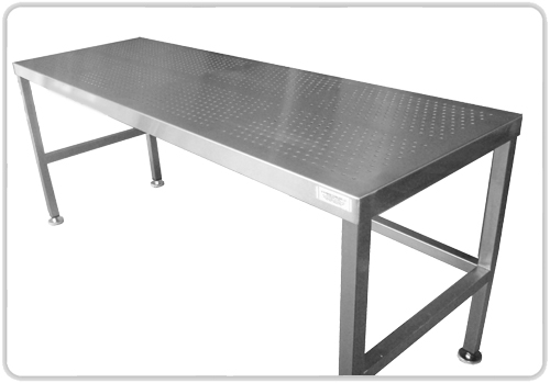 Stainless Steel Kitchen Cooking Table Ideas For School (Image 8 of 8)