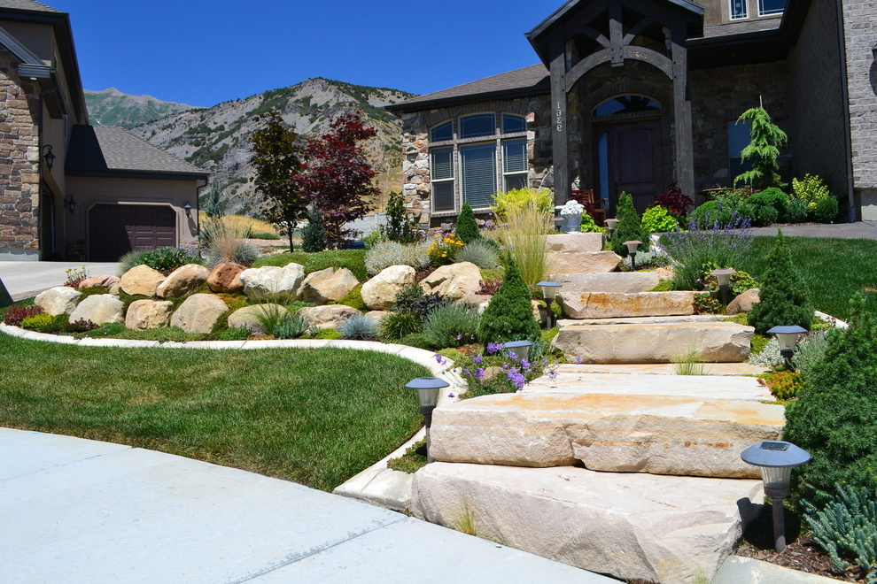 Stone Yard Design Ideas (Image 11 of 11)