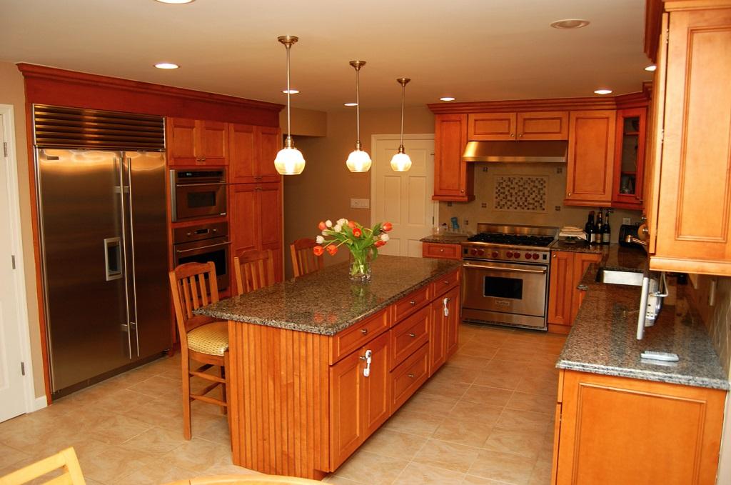 Featured Image of Porcelain Tile Flooring For Kitchen Room