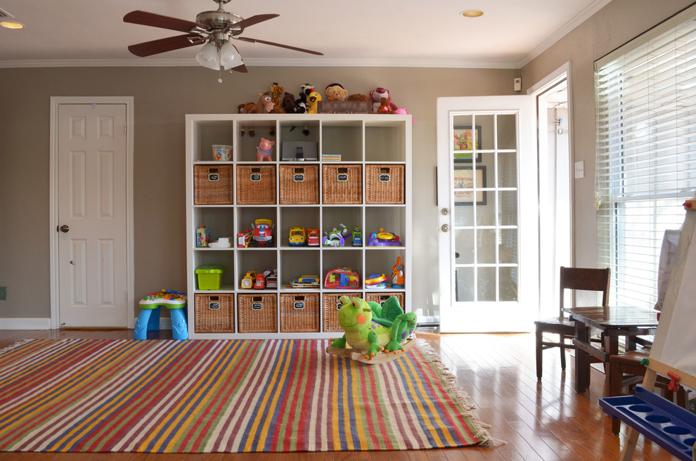 Featured Image of 2014 Kids Playrooms Decorating Ideas