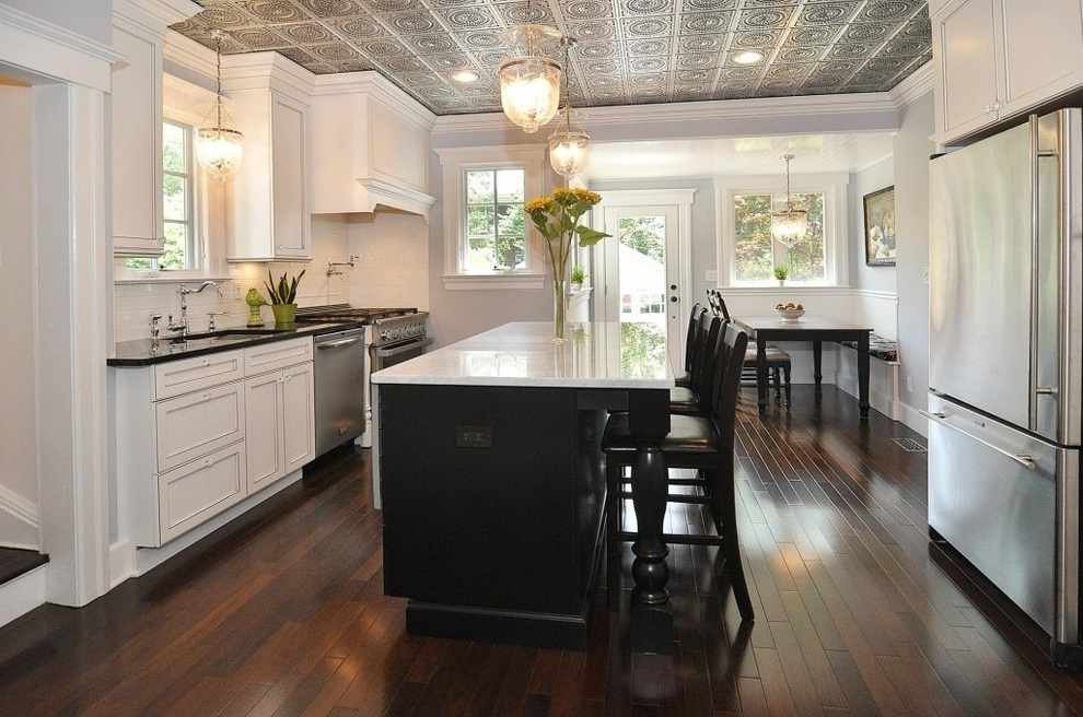 Victorian Kitchen Lighting Ideas With Coffee Table (Image 4 of 8)
