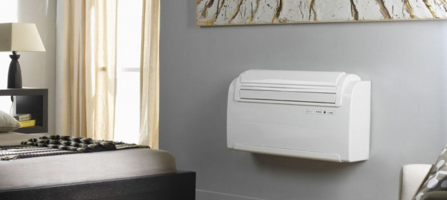 Wall Mounted Air Conditioner For Home (Image 17 of 19)