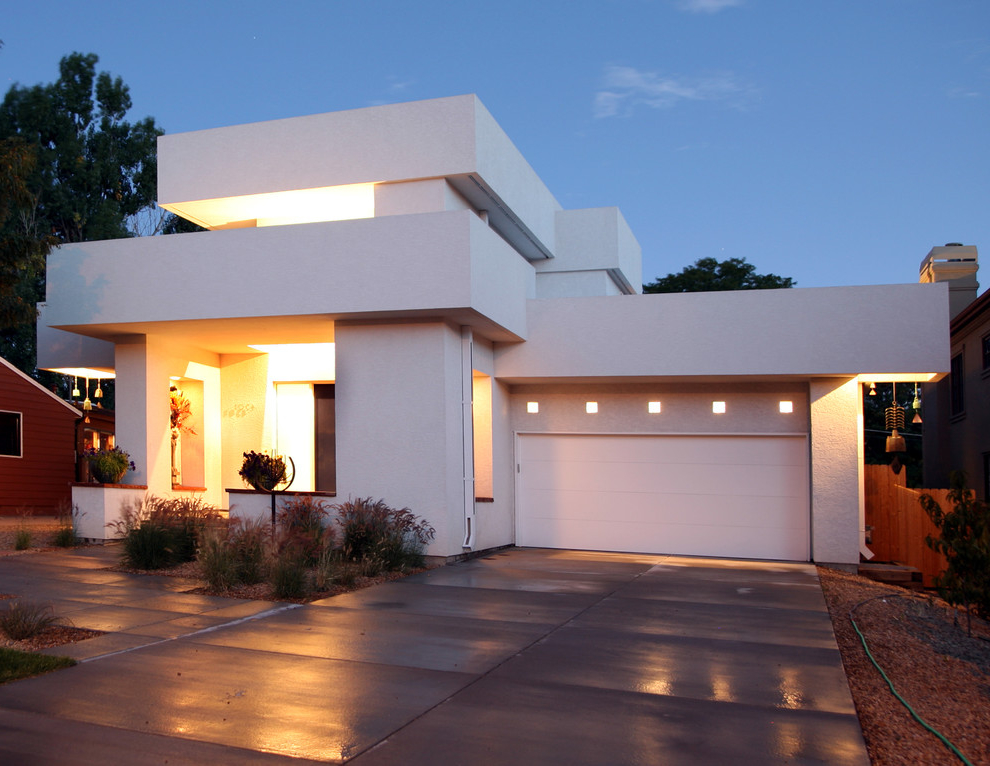 Warm Home Exterior Paint (Image 5 of 12)