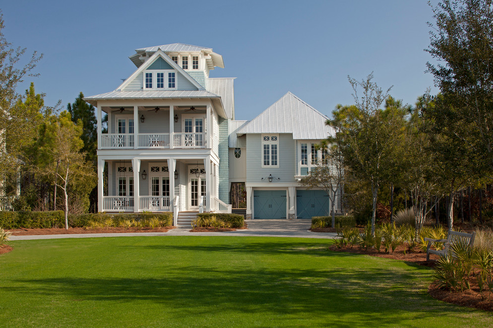 White House Exterior Paint For Traditional Design (Image 12 of 12)