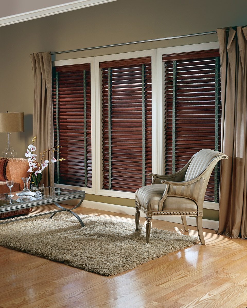 Wooden Window Shutters Treatment (Image 7 of 7)