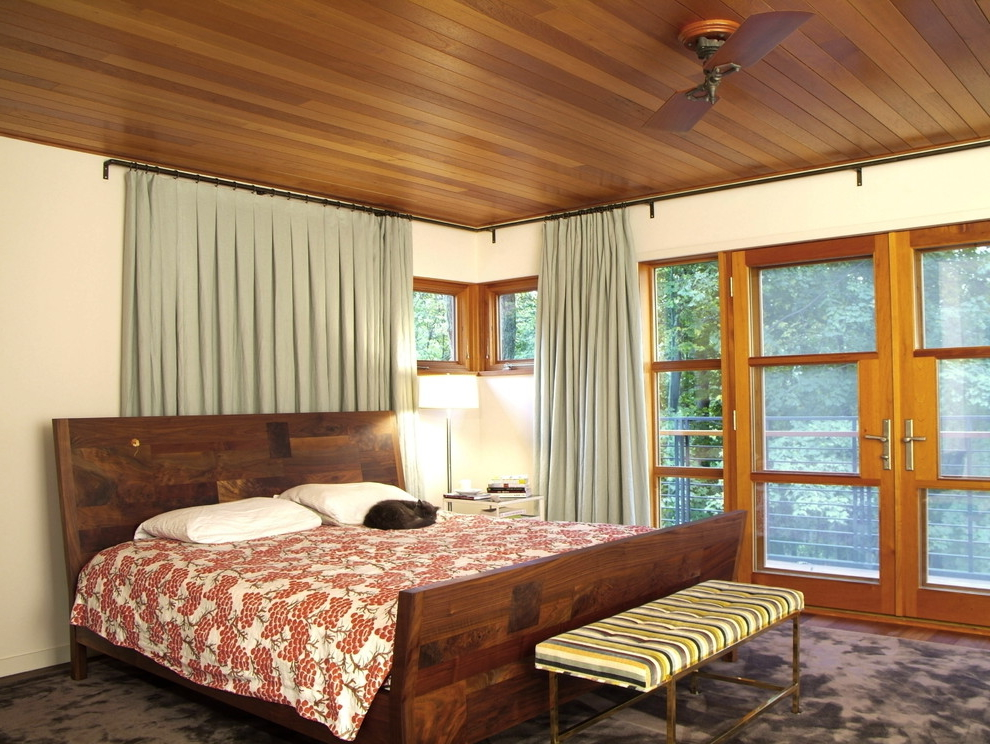 Featured Image of Best Curtain Ideas For Bedroom With Modern Style