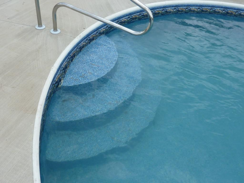 Above Ground Swimming Pool Ladder Parts (Image 3 of 10)