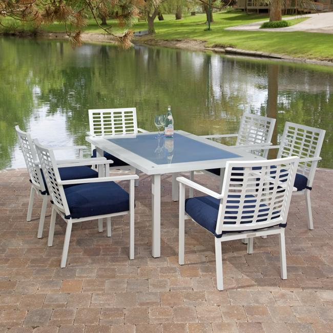 Aluminum Patio Outdoor Furniture (Image 1 of 14)