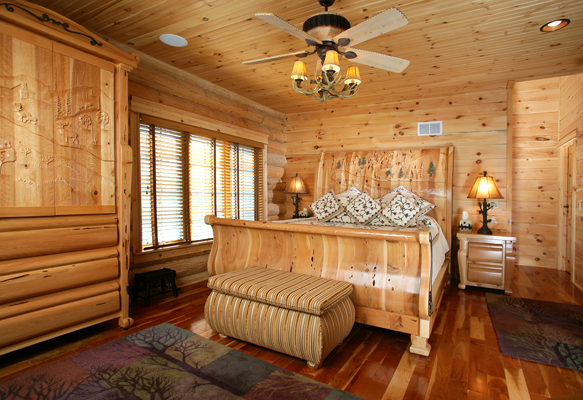 Bedroom Furniture From Exotic Wood 2571 Bedroom Ideas