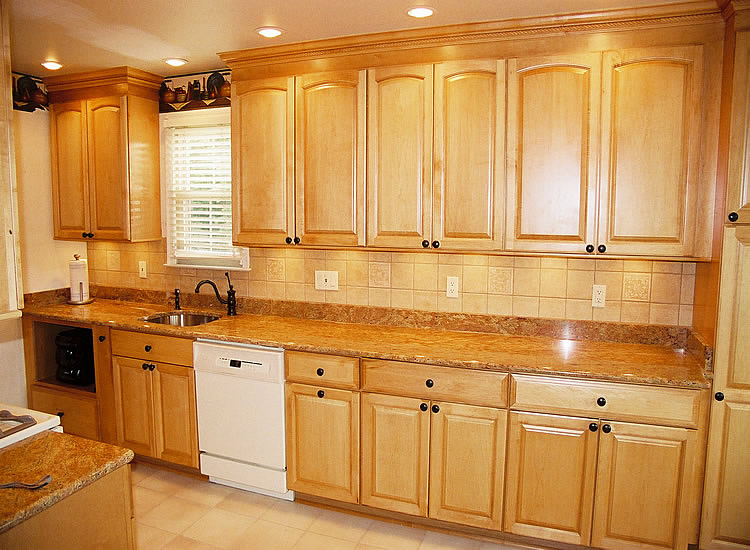 Antique Large Kitchen Cabinets (Image 4 of 10)