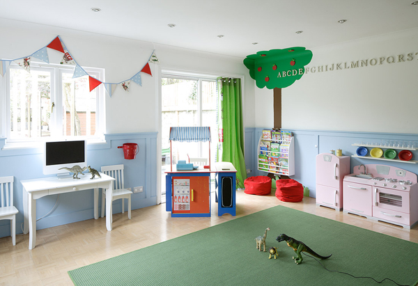 Awesome Kids Playroom Ideas (View 4 of 10)