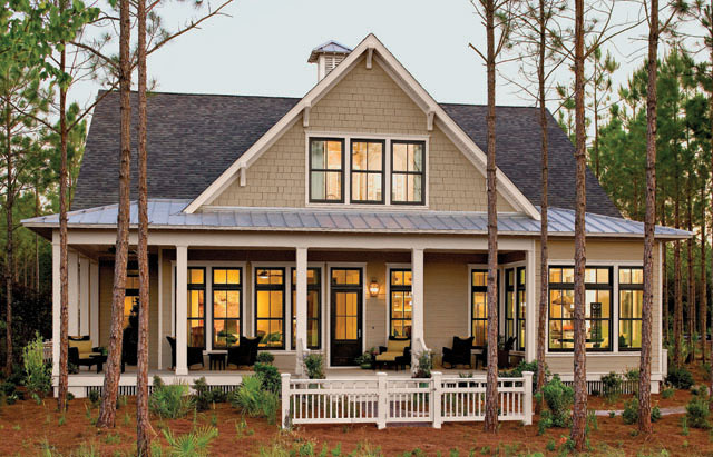 Southern House Decor Plans #1595 | Exterior Ideas
