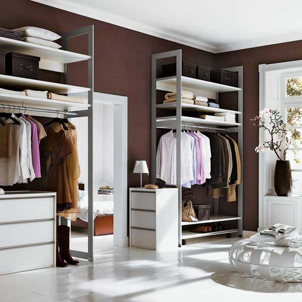 Beatiful Closet Design Furniture (Image 1 of 10)