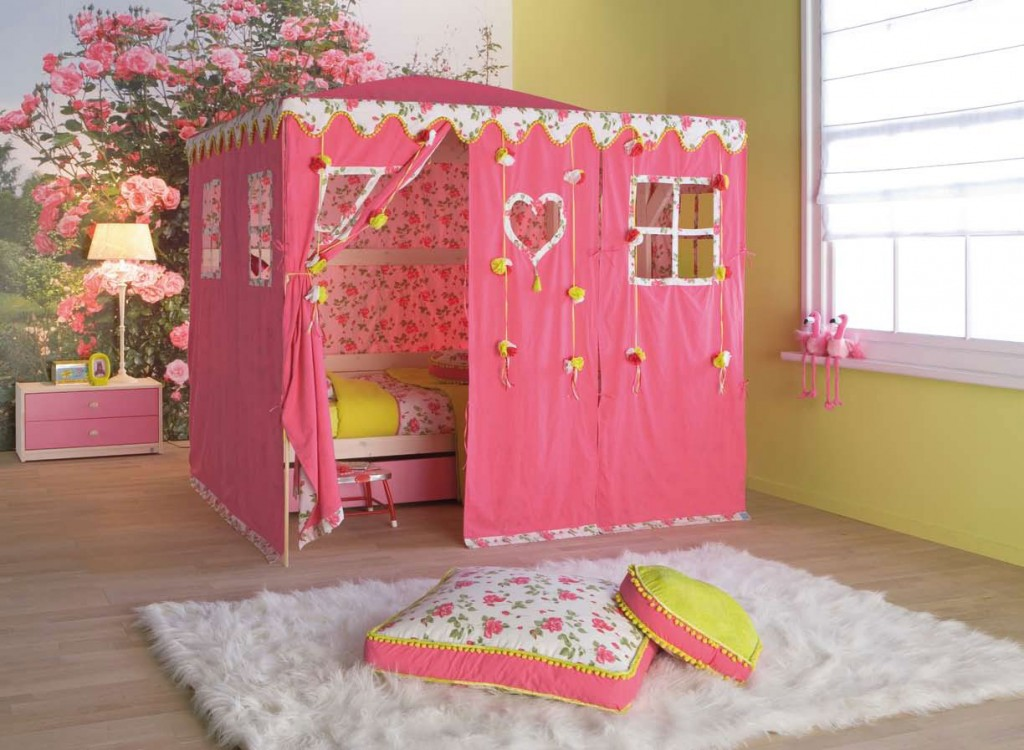 Beauti Kids Bedroom Ideas (View 8 of 10)
