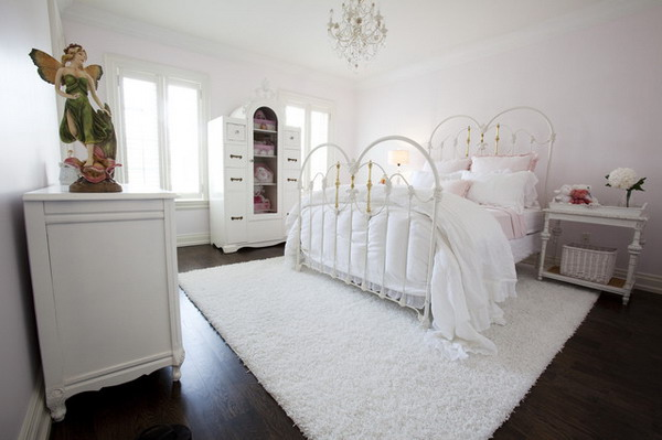 Beautiful Bedroom Ideas With Metal Bed Frame (View 6 of 10)