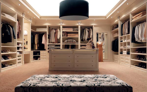 Beautiful Closets Room Design (Image 2 of 10)