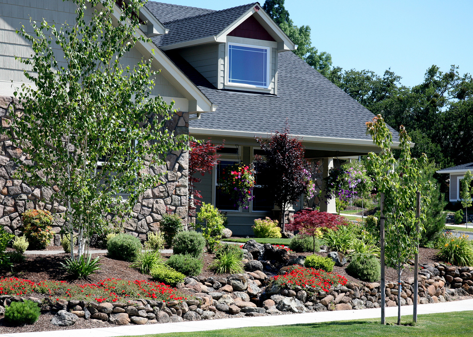 Residential Landscaping (Image 6 of 8)