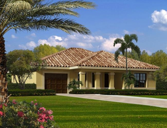 Beautiful Florida House Plans (Image 1 of 10)
