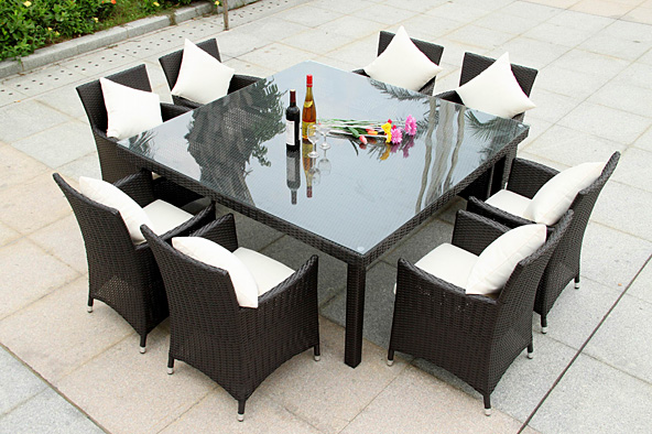Beautiful Furniture Outdoor Design (Image 2 of 10)