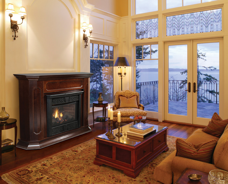 Featured Image of A Guide To Natural Gas Fireplaces