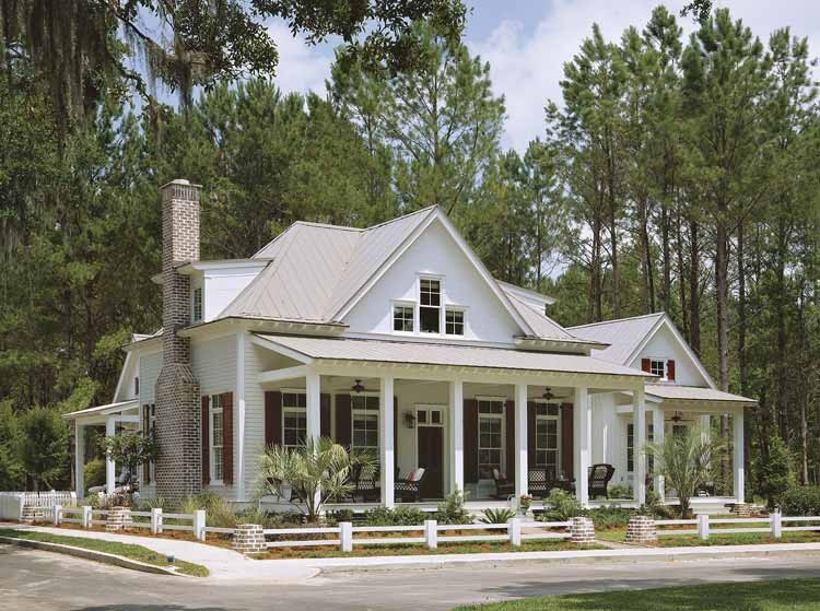 Carriage House Plan With Elbow Room 1798 Exterior Ideas