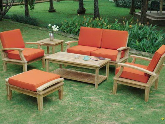 Beautiful Paito Outdoor Furniture Design (Image 4 of 10)