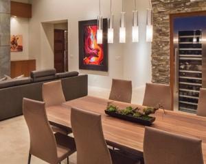 Beautifull Dining Room Lighting