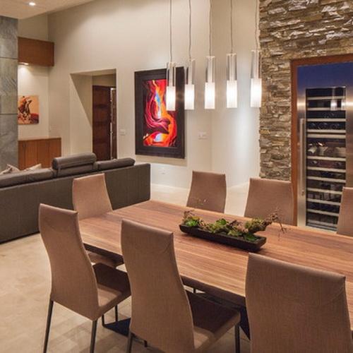 Beautifull Dining Room Lighting (View 5 of 10)