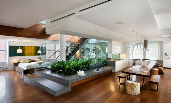 Best Interior Of Spacious With Charming Details (View 4 of 10)