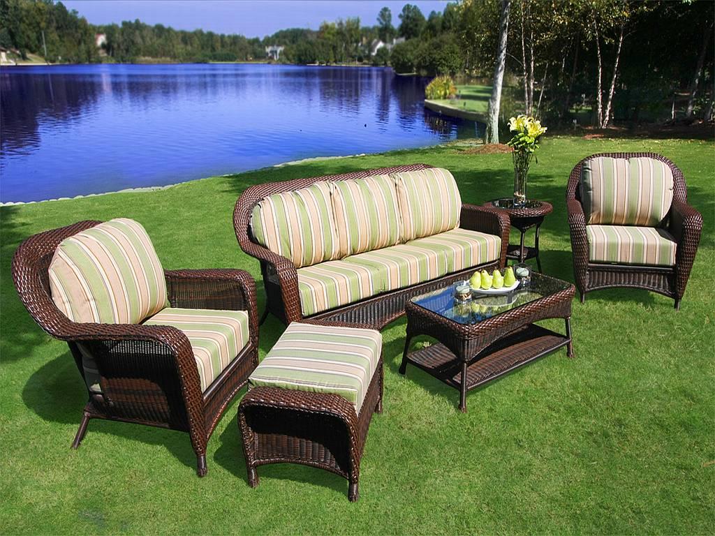 Best Rustic Luxury Garden Furniture Ideas (Image 6 of 8)