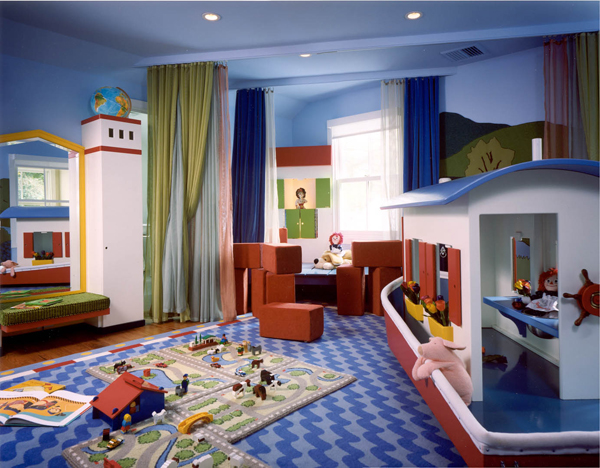 Boat Playroom Ideas (View 9 of 10)