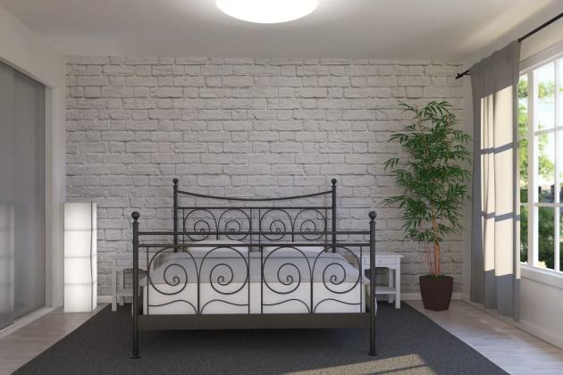 Brickwall Printing Wallpaper (Image 5 of 10)