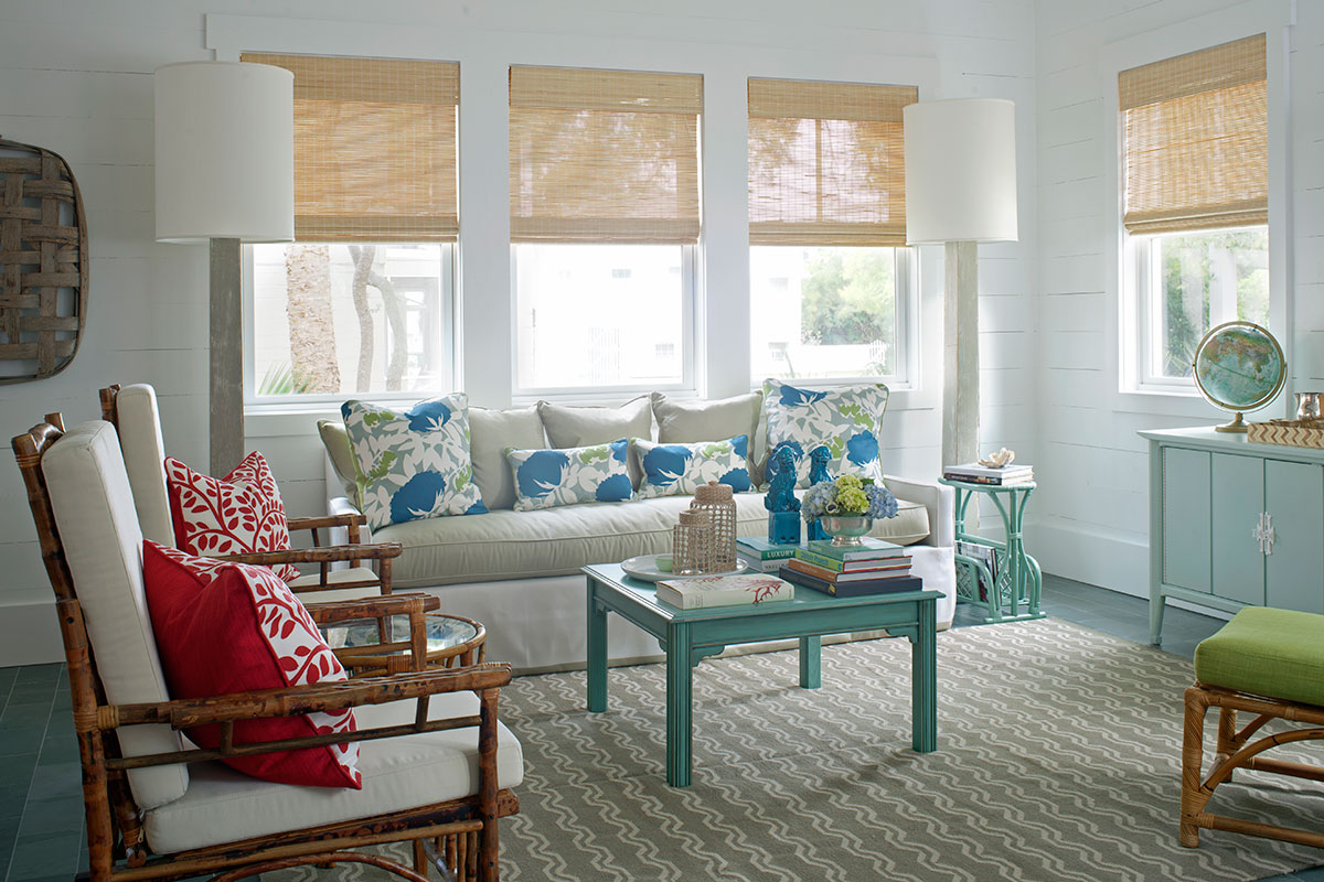 Colorful Living Room Design (View 10 of 10)