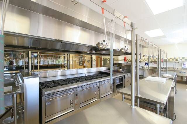 Commercial Kitchen Design Model (View 8 of 10)