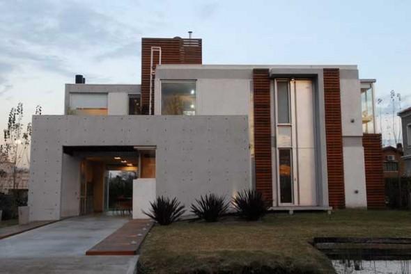 Contemporary house exterior design 2597 house for Modern home to go