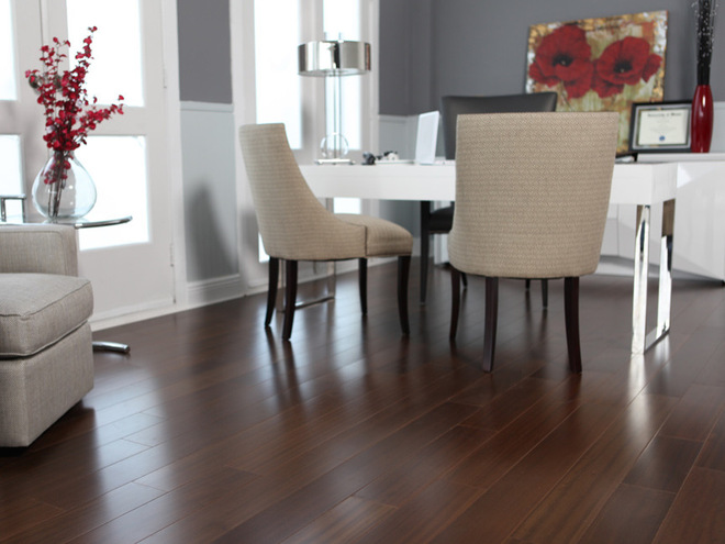 Contemporary Wood Flooring By Hardwood Flooring (Image 4 of 10)