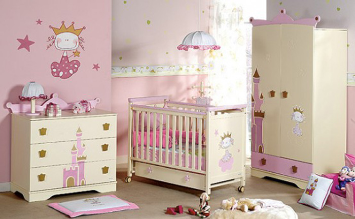 Cool Baby Room Furniture Sets (Image 1 of 10)