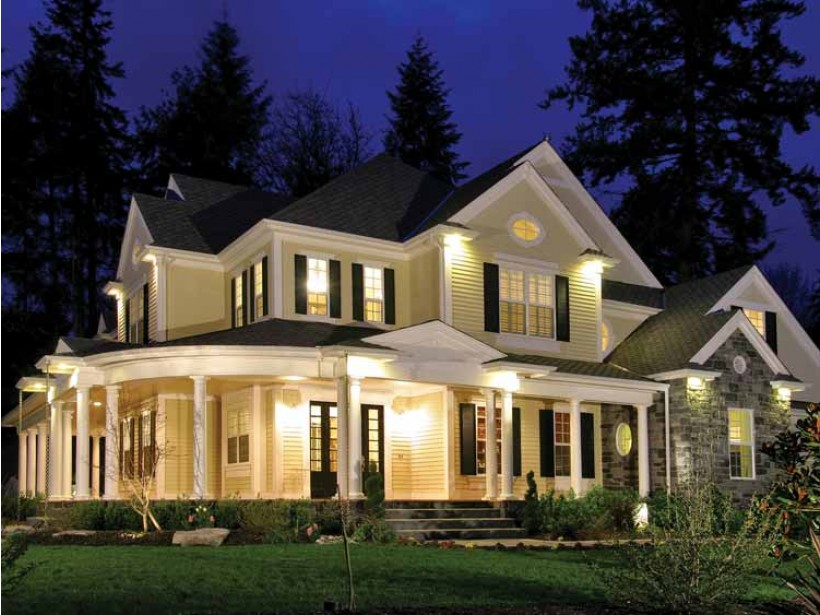 Country House Plans At Dream Home (Image 11 of 20)