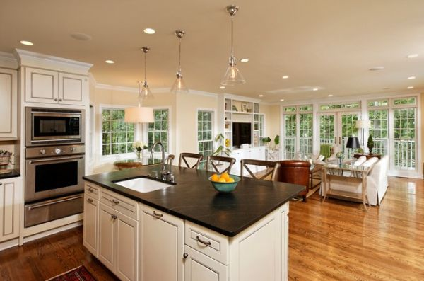Country Italian Kitchen Design (Image 4 Of 10)