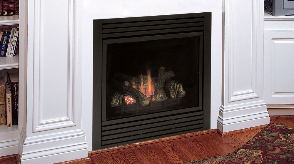 Direct Natural Gas Fireplaces (Image 2 of 10)