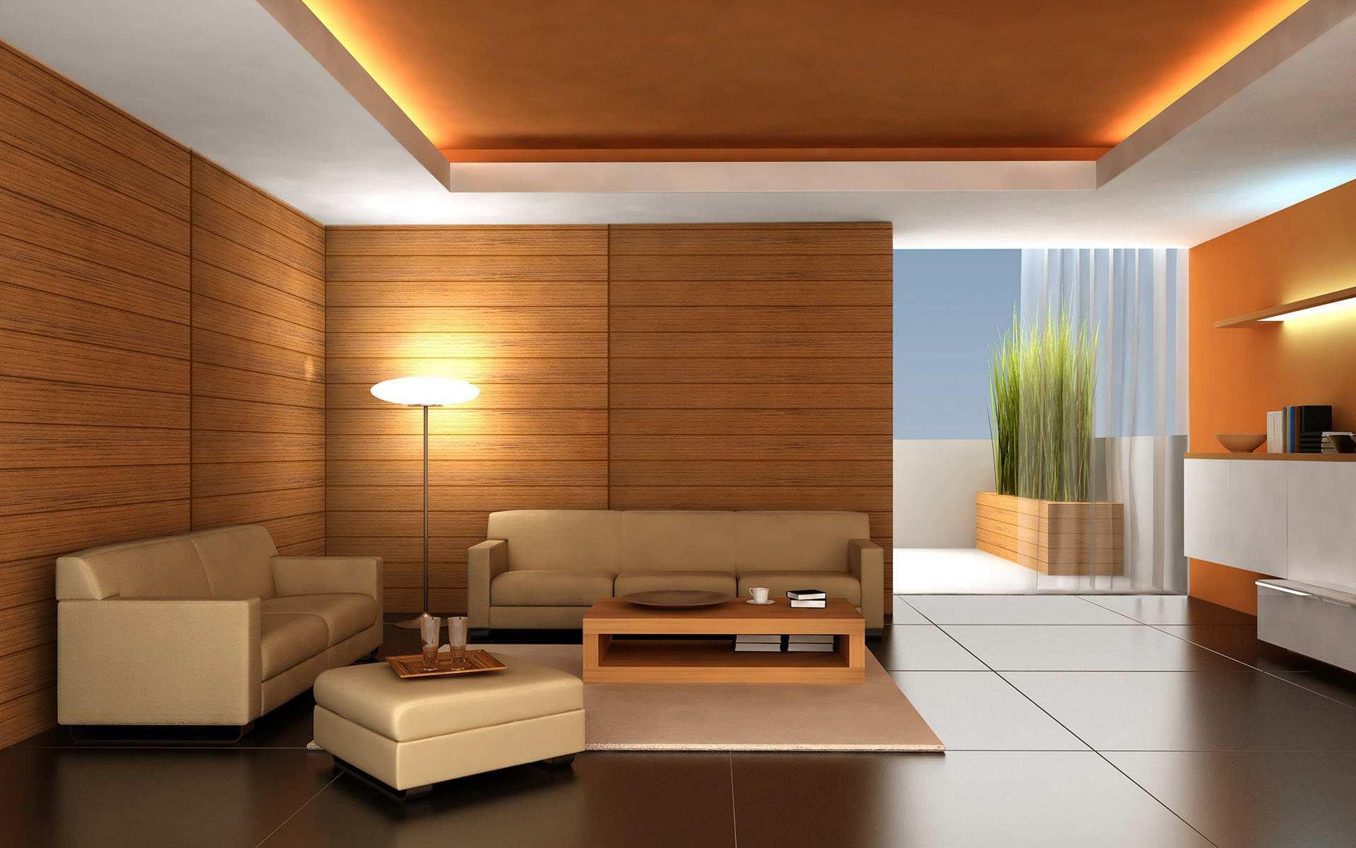 Elegant Interior Guest Room Decoration (Image 3 of 10)