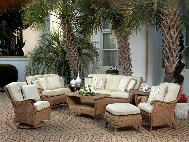 Elegant Ourdoor Furniture (View 9 of 10)